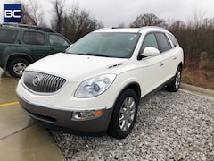 Used vehicles 2012 Buick Enclave Leather SUV for sale near you in Tupelo, MS