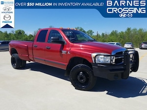 Bargain used vehicles 2007 Dodge Ram 3500 Truck Quad Cab for sale near you in Tupelo, MS