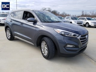 Certified pre-owned vehicles 2018 Hyundai Tucson SEL SUV for sale near you in Tupelo, MS