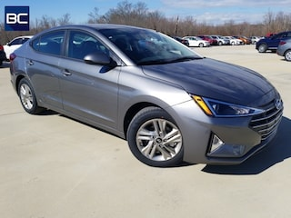 New Hyundai cars and SUVs 2019 Hyundai Elantra SEL Sedan for sale near you in Tupelo, MS
