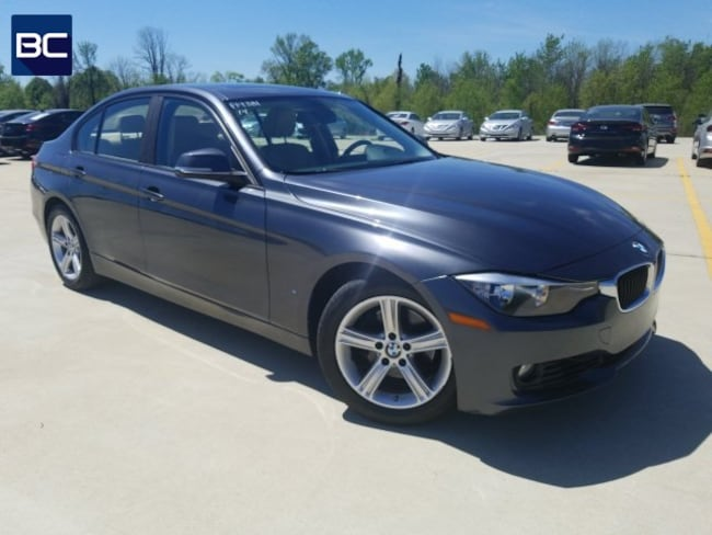 Used vehicles 2014 BMW 328i Sedan for sale near you in Tupelo, MS