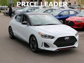 New Hyundai cars and SUVs 2019 Hyundai Veloster Turbo Ultimate Hatchback for sale near you in Tupelo, MS