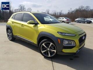 New Hyundai cars and SUVs 2019 Hyundai Kona Limited SUV for sale near you in Tupelo, MS
