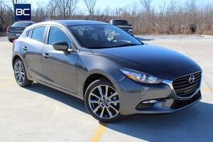 Bargain used vehicles 2018 Mazda Mazda3 Touring Hatchback for sale near you in Tupelo, MS
