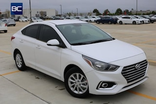 New Hyundai cars and SUVs 2019 Hyundai Accent SEL Sedan for sale near you in Tupelo, MS