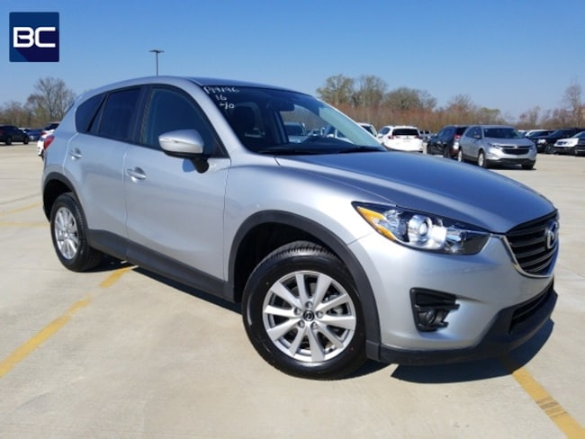 Used vehicles 2016 Mazda Mazda CX-5 Touring (2016.5) SUV for sale near you in Tupelo, MS
