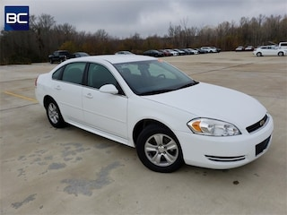 10K and below used vehicles 2014 Chevrolet Impala Limited LS Sedan for sale near you in Tupelo, MS