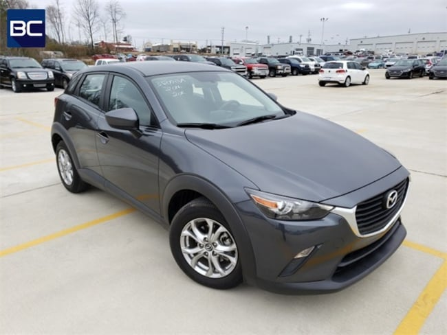 Used vehicles 2016 Mazda Mazda CX-3 Sport SUV for sale near you in Tupelo, MS