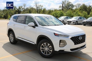 New Hyundai cars and SUVs 2019 Hyundai Santa Fe SE 2.4 SUV for sale near you in Tupelo, MS