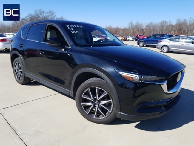 Used vehicles 2018 Mazda Mazda CX-5 Grand Touring SUV for sale near you in Tupelo, MS