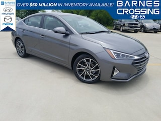 New Hyundai cars and SUVs 2020 Hyundai Elantra Limited Sedan for sale near you in Tupelo, MS