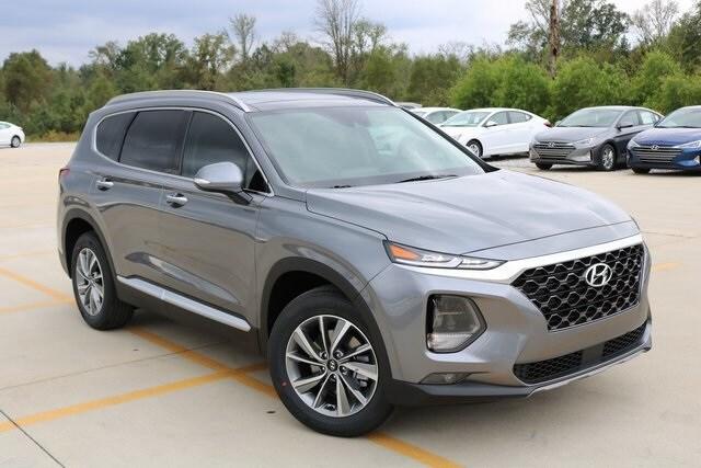 New 2019 Hyundai Santa Fe For Sale At Barnes Crossing Hyundai Vin