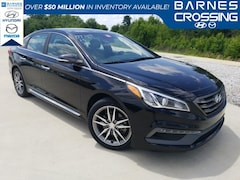Certified pre-owned vehicles 2015 Hyundai Sonata Sport 2.0T Sedan for sale near you in Tupelo, MS