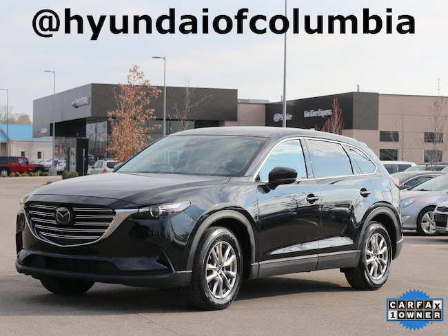 Used 2018 Mazda Mazda Cx 9 For Sale At Barnes Crossing Hyundai Vin