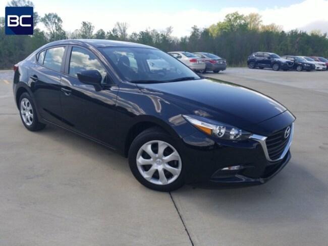 Used vehicles 2017 Mazda Mazda3 Sport Sedan for sale near you in Tupelo, MS