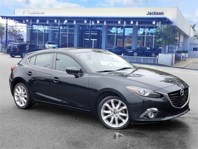 Used vehicles 2014 Mazda Mazda3 s Grand Touring Hatchback for sale near you in Tupelo, MS