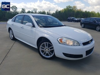 10K and below used vehicles 2013 Chevrolet Impala LTZ Sedan for sale near you in Tupelo, MS
