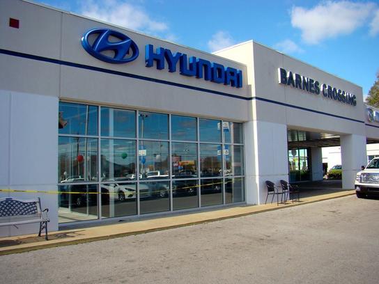 Barnes Crossing Hyundai Tupelo Ms >> New And Used Hyundai Dealership In Tupelo Barnes Crossing