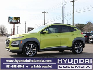 New Hyundai cars and SUVs 2020 Hyundai Kona Limited SUV for sale near you in Tupelo, MS
