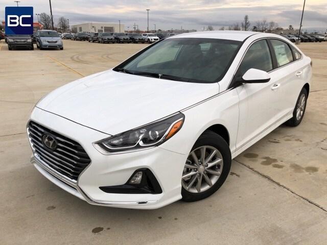 New 2019 Hyundai Sonata For Sale At Barnes Crossing Hyundai Vin