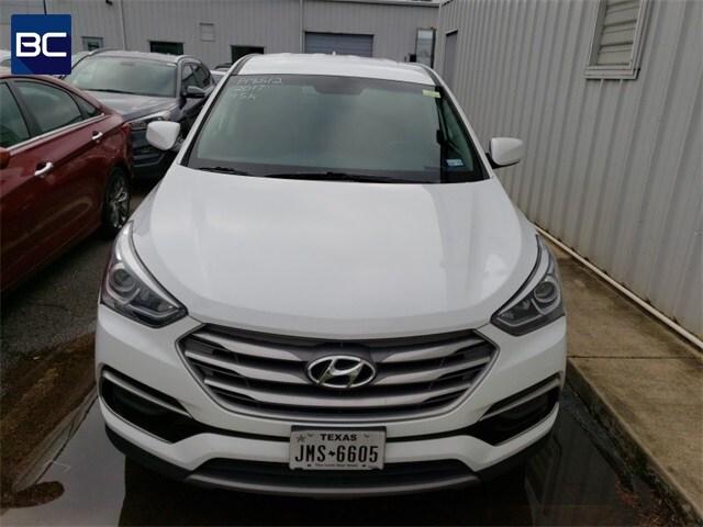 Used 2017 Hyundai Santa Fe Sport For Sale At Barnes Crossing Hyundai