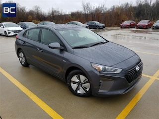 New Hyundai cars and SUVs 2019 Hyundai Ioniq Hybrid Blue Hatchback for sale near you in Tupelo, MS