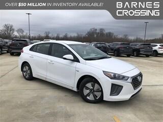 New Hyundai cars and SUVs 2020 Hyundai Ioniq Hybrid Blue Hatchback for sale near you in Tupelo, MS