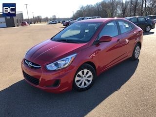 Pre-owned vehicles 2017 Hyundai Accent SE Sedan for sale near you in Tupelo, MS