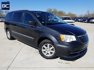 10K and below used vehicles 2012 Chrysler Town & Country Touring Van for sale near you in Tupelo, MS