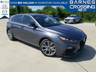 New Hyundai cars and SUVs 2019 Hyundai Elantra GT N Line Hatchback for sale near you in Tupelo, MS