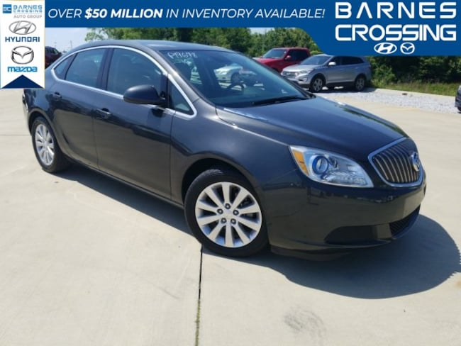 Used vehicle 2016 Buick Verano Base Sedan for sale near you in Tupelo, MS