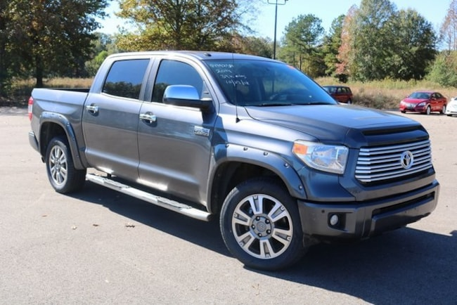 Used vehicle 2014 Toyota Tundra Truck Crew Max for sale near you in Tupelo, MS