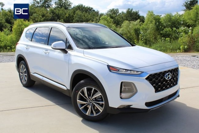 New vehicles 2019 Hyundai Santa Fe Limited 2.4 SUV for sale near you in Tupelo, MS
