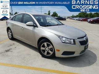 Bargain pre-owned vehicles 2013 Chevrolet Cruze 1LT Auto Sedan for sale near you in Tupelo, MS