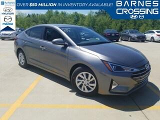 New Hyundai cars and SUVs 2019 Hyundai Elantra SE Sedan for sale near you in Tupelo, MS