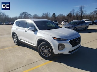 New Hyundai cars and SUVs 2019 Hyundai Santa Fe SEL 2.4 SUV for sale near you in Tupelo, MS