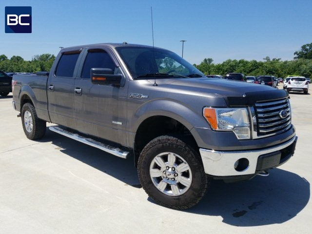Featured new and used vehicles 2013 Ford F-150 Truck SuperCrew Cab for sale near you in Tupelo, MS