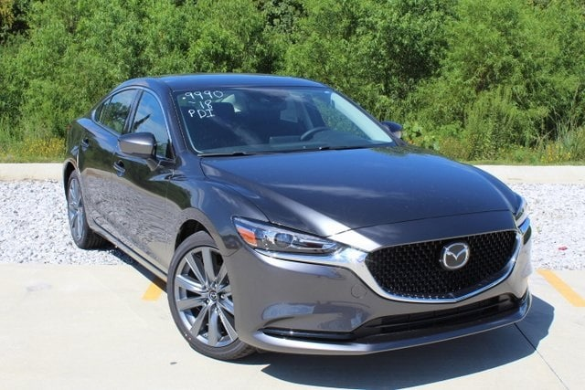 New 2018 Mazda Mazda6 For Sale At Barnes Crossing Hyundai Vin