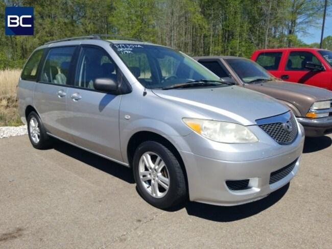 Used vehicles 2006 Mazda MPV LX-SV Van for sale near you in Tupelo, MS