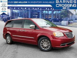 10K and below used vehicles 2011 Chrysler Town & Country Limited Van LWB Passenger Van for sale near you in Tupelo, MS