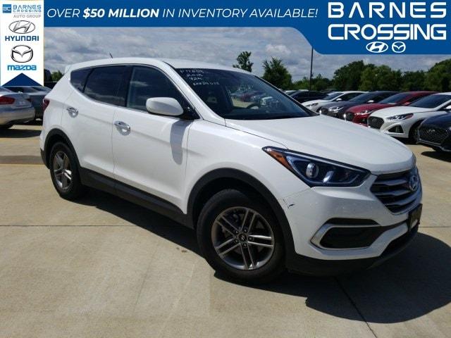Barnes Crossing Hyundai Tupelo Ms >> Used 2018 Hyundai Santa Fe Sport For Sale At Barnes Crossing Hyundai Vin 5xyzt3lb7jg557867