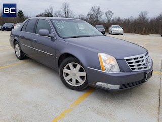 Bargain pre-owned vehicles 2007 CADILLAC DTS Sedan for sale near you in Tupelo, MS