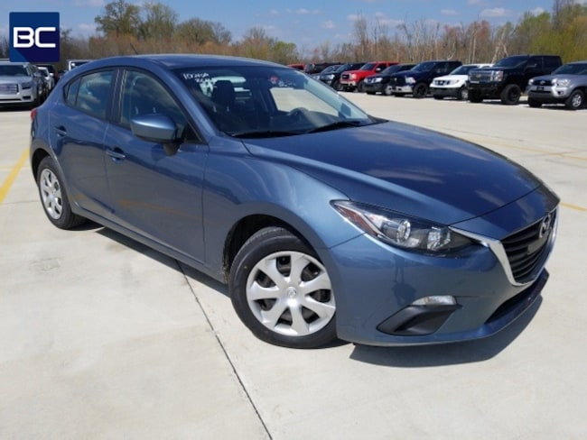 Used vehicles 2016 Mazda Mazda3 i Sport Hatchback for sale near you in Tupelo, MS