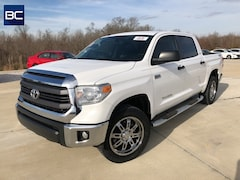 Used vehicles 2014 Toyota Tundra 4x4 SR5 5.7L V8 FFV 26 Truck Crew Max for sale near you in Tupelo, MS