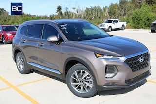 New Hyundai cars and SUVs 2019 Hyundai Santa Fe Limited 2.4 SUV for sale near you in Tupelo, MS