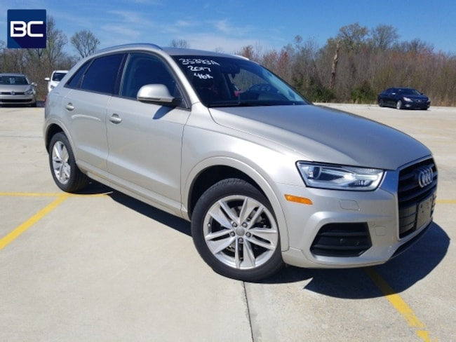 Used vehicles 2017 Audi Q3 2.0T Premium SUV for sale near you in Tupelo, MS