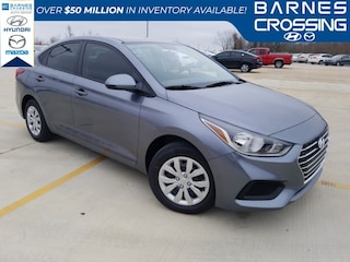 New Hyundai cars and SUVs 2019 Hyundai Accent SE Sedan for sale near you in Tupelo, MS