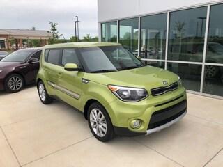 New 2019 Kia Soul + Hatchback for sale near Fulton