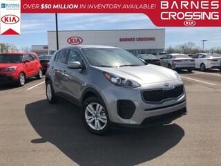 New 2019 Kia Sportage LX SUV KNDPM3AC6K7626739 3647 for sale near Fulton