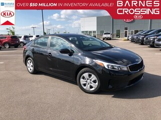 Used  2018 Kia Forte LX Sedan 3KPFK4A72JE167878 K2666 for sale near Fulton MS